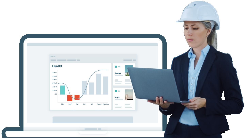 Software für Bauträger
